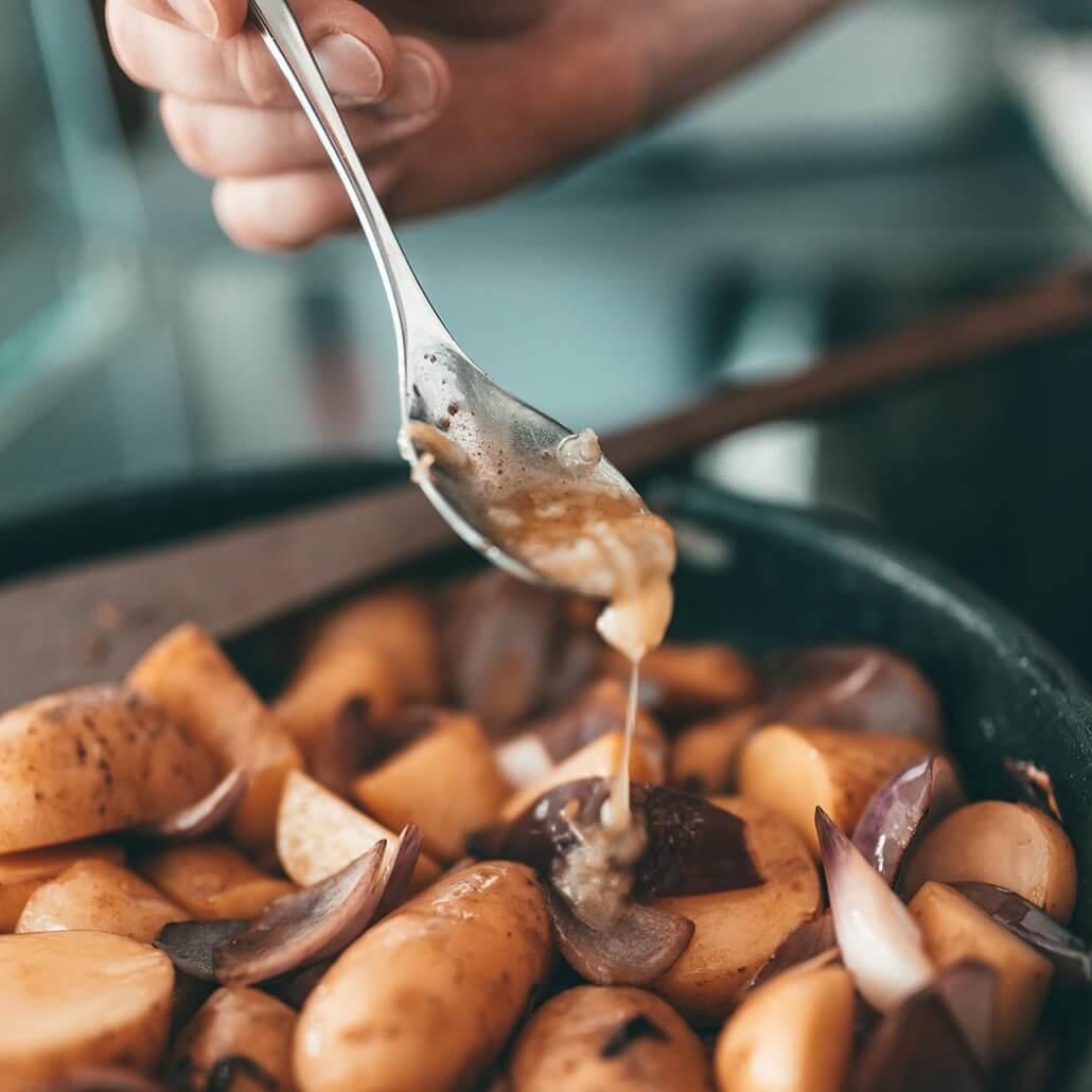 Kartoffel-Rezepte Löffel
