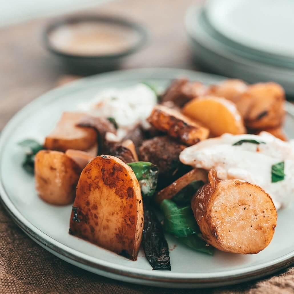 Kartoffel-Rezepte Ofenkartoffel