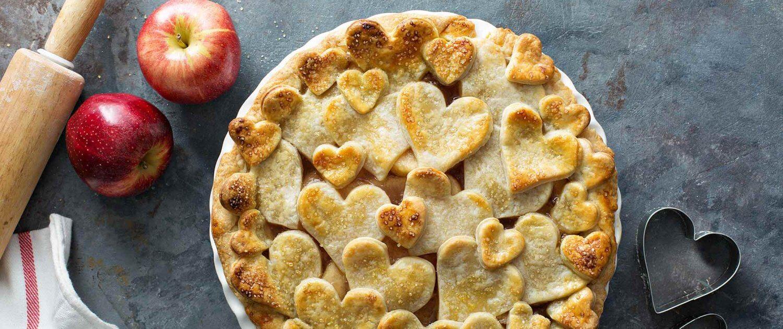 Apfelkuchen Header