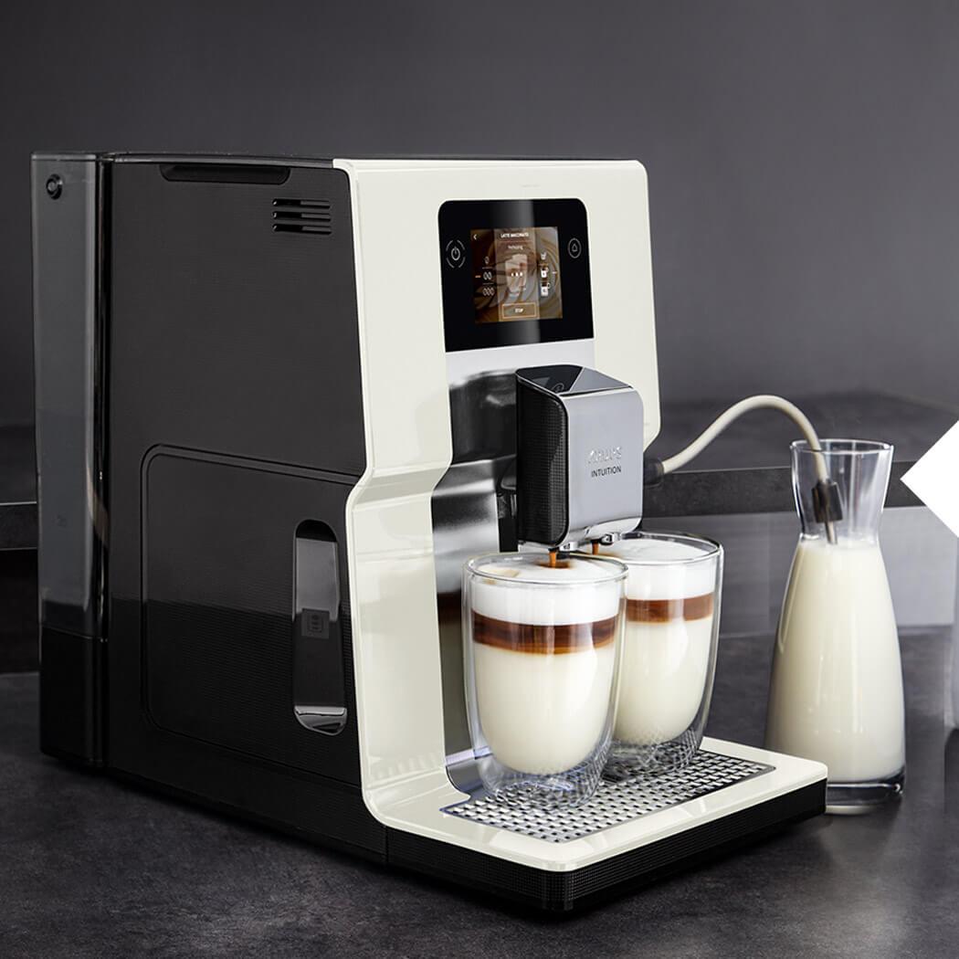 Kaffee Kaffeemaschine Vollautomat