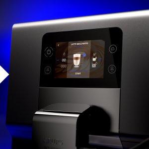 Kaffeevollautomat Kaffee Display KRUPS Intuition Preference