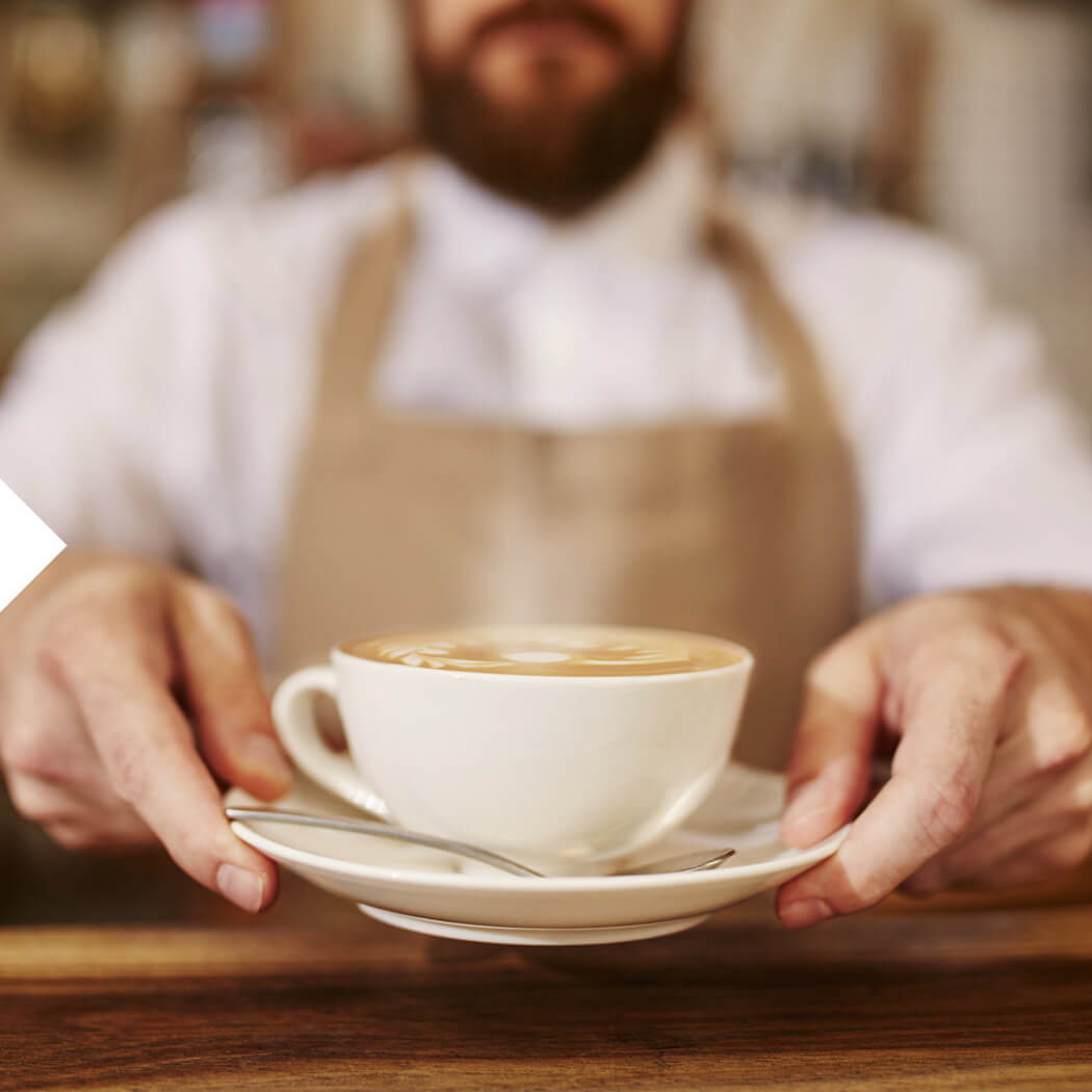 Kaffee Kaffeemaschine Barista