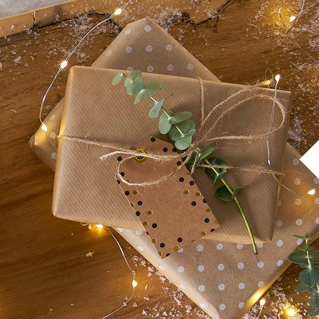 Weihnachten Weihnachtsgeschenke Verpackung