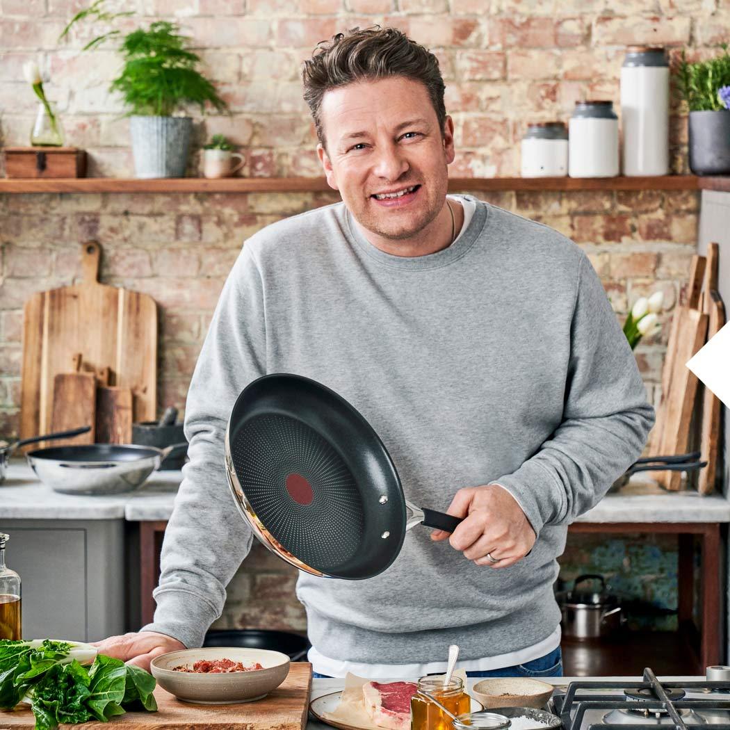 Jamie Oliver Pfanne Tipps 2 Jamie Pfanne