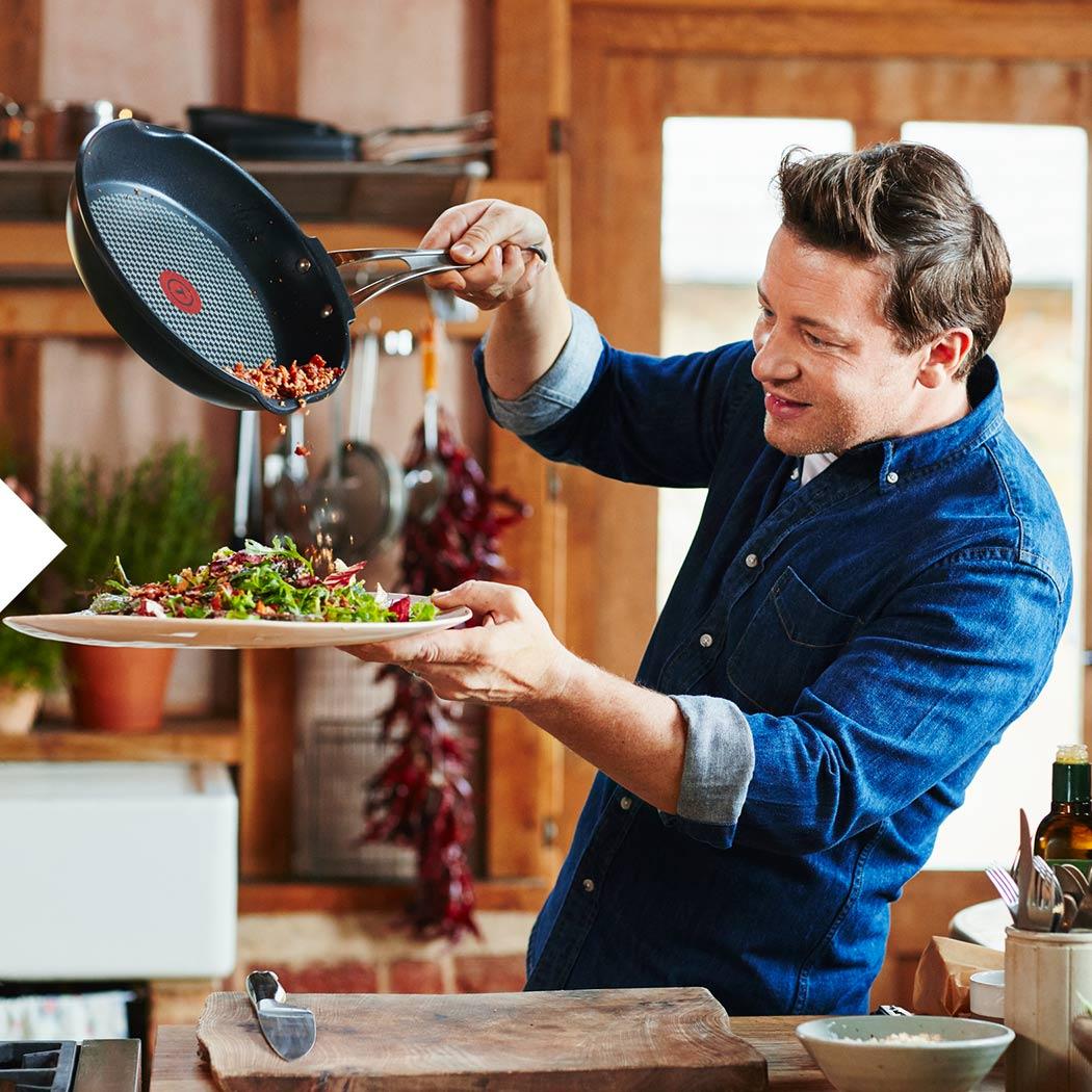 Jamie Oliver Pfanne Tipps 2 Jamie Salat