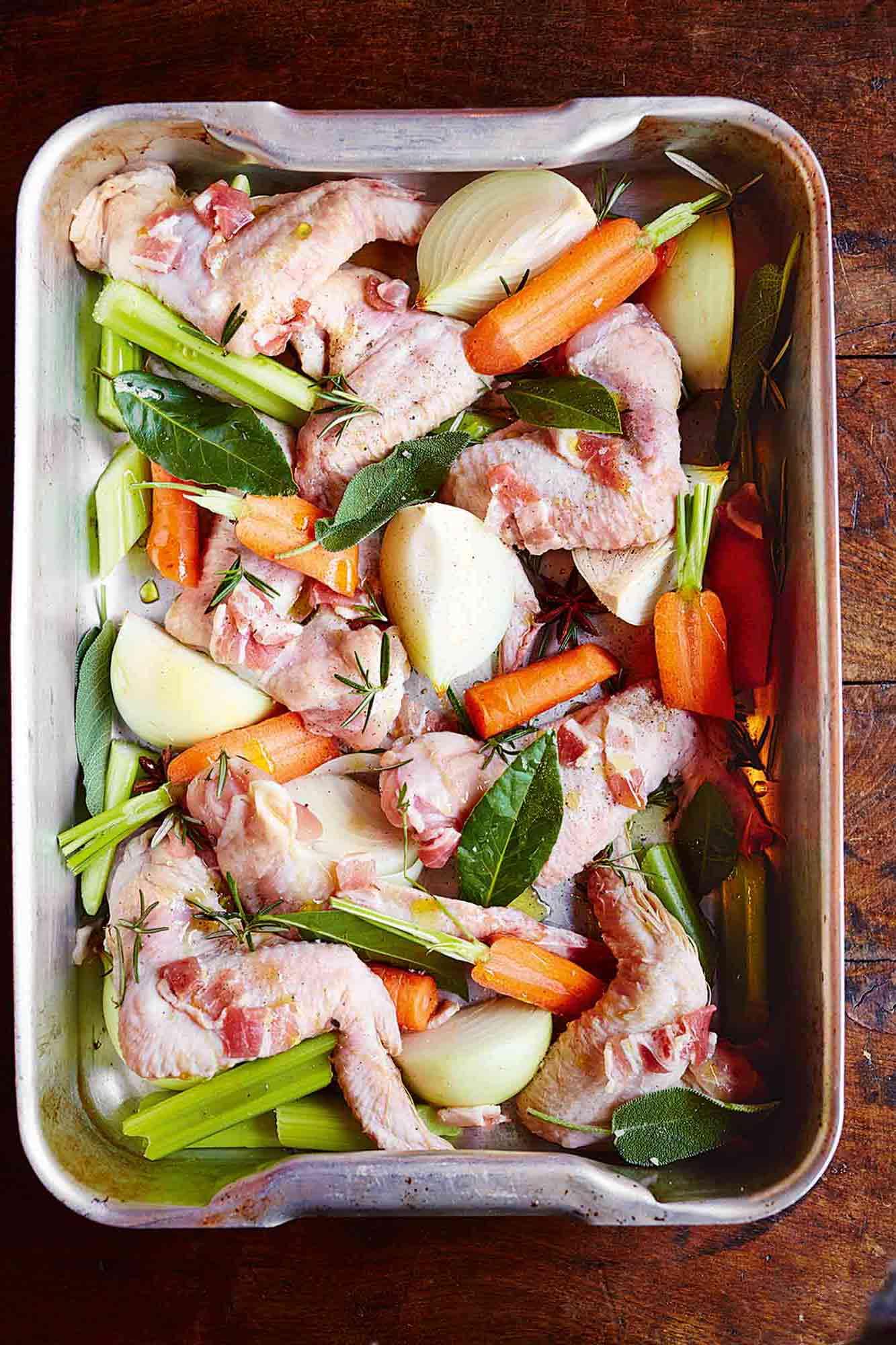 Jamie Oliver Weihnachten Sauce 1