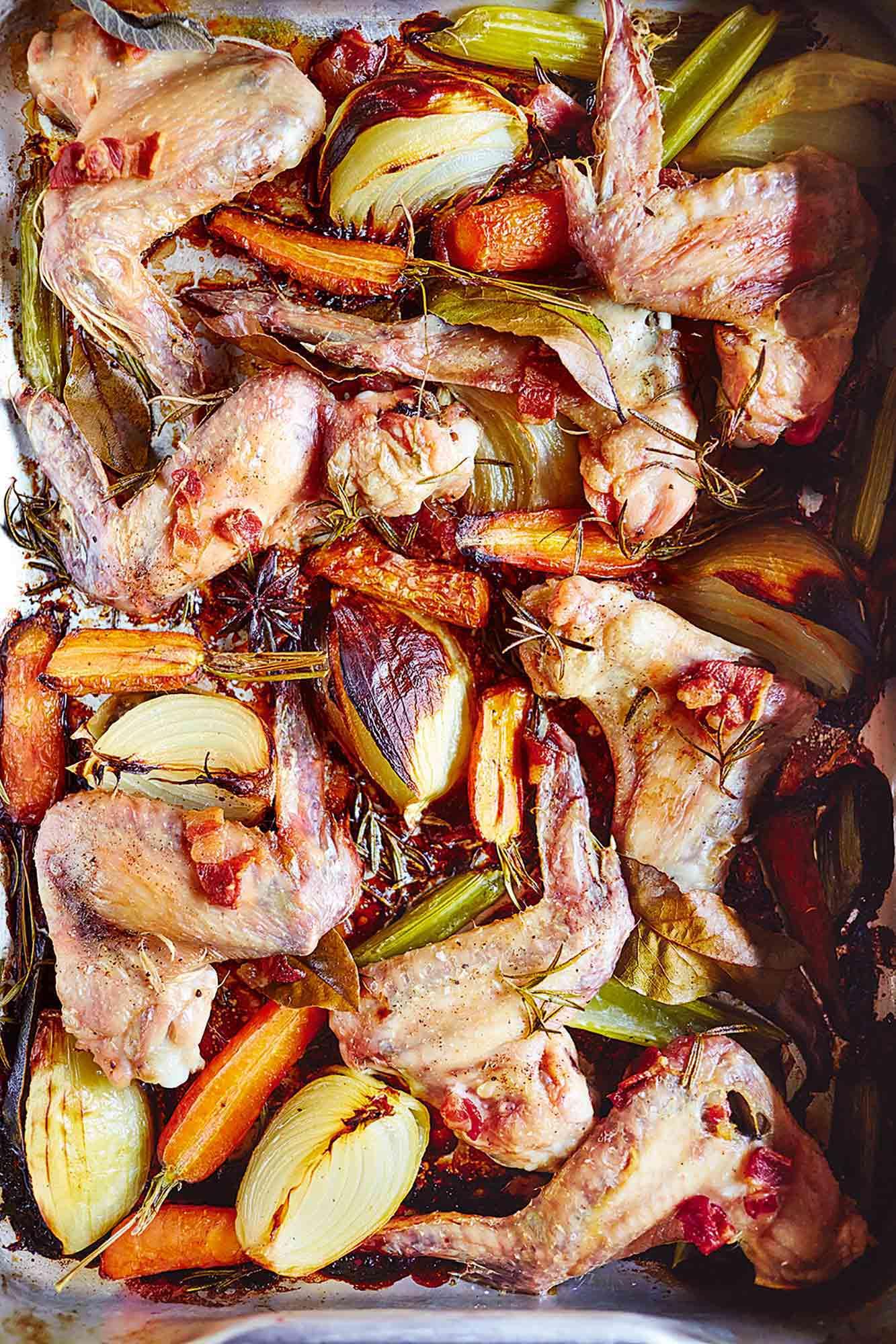 Jamie Oliver Weihnachten Sauce 2