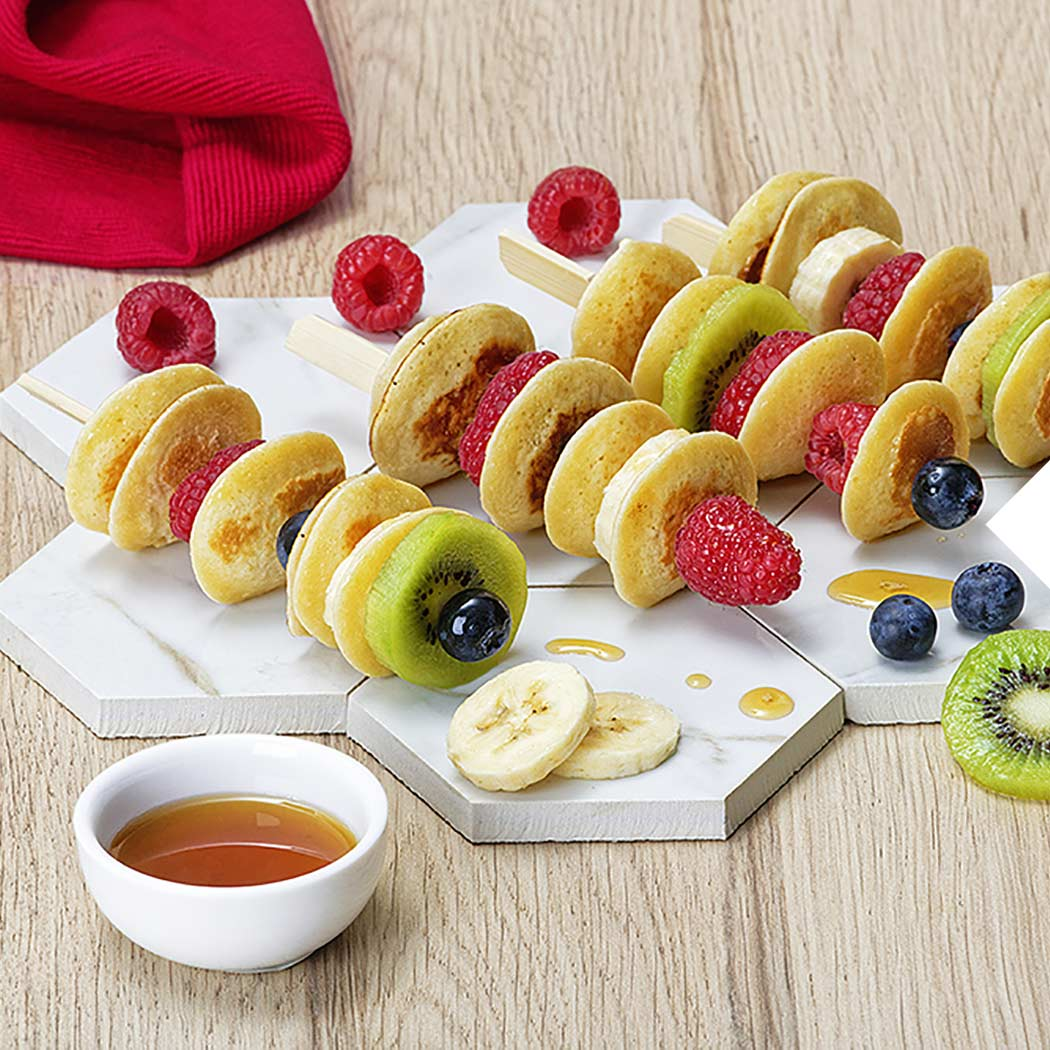 Pancakes Crêpes Mini Pancakes