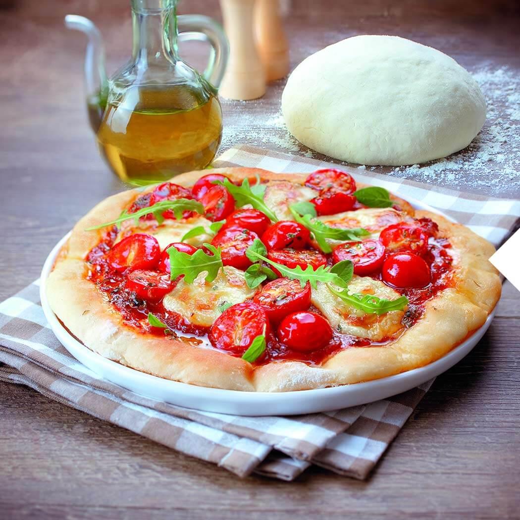 Sauerteig Pizza Pizza