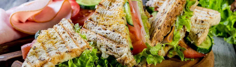 Sandwich Kontaktgrill Header