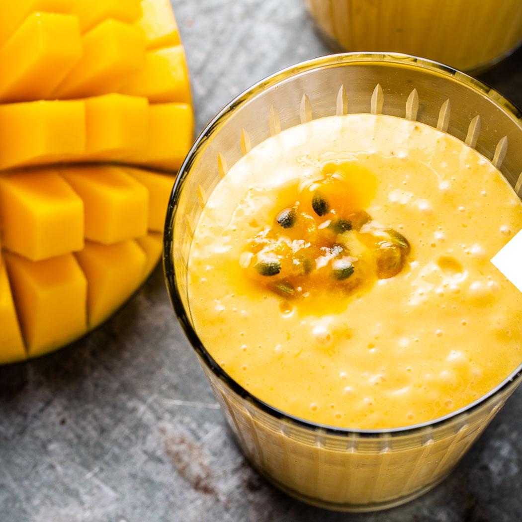 Smoothie Rezepte Mango-Smoothie