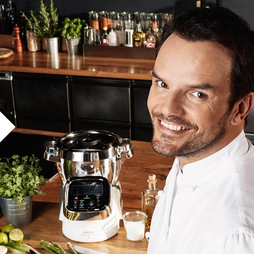 Steffen Henssler Weihnachten Prep&Cook