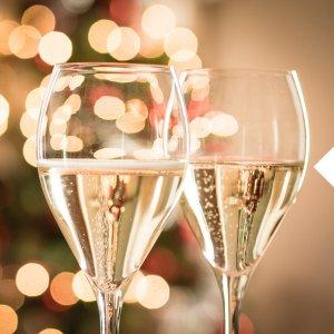 Steffen Henssler Weihnachten Champagner