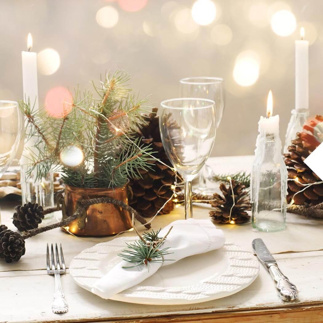 Steffen Henssler Weihnachten Tischdekoration