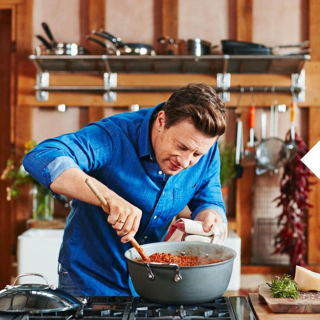 Jamie Oliver Kinder Jamie