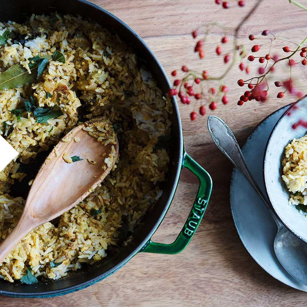 Curry Kitchen Stories