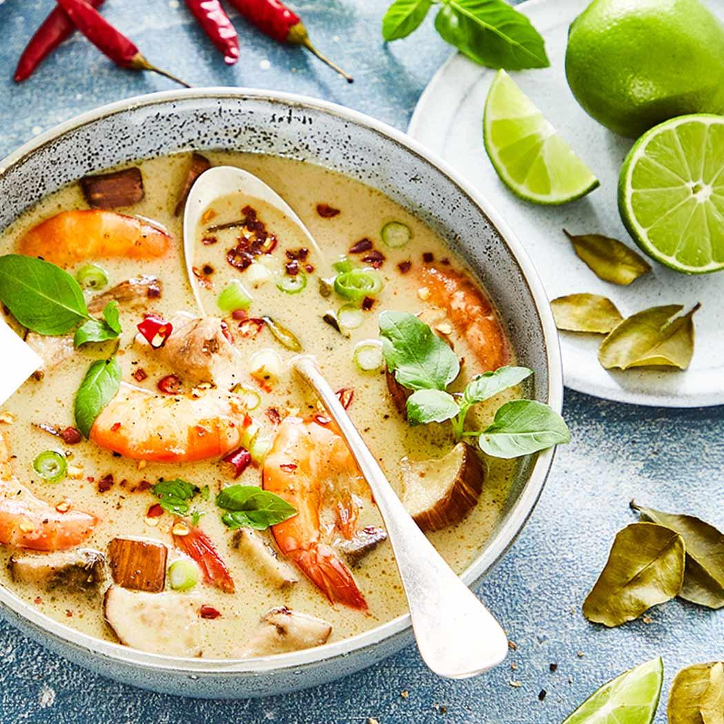 Curry Garnelencurry