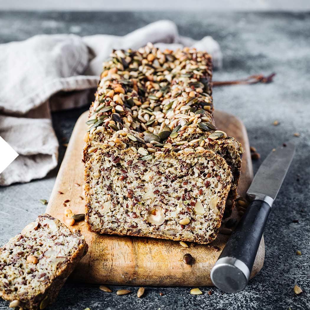 Brot Backen Dinkel Körner