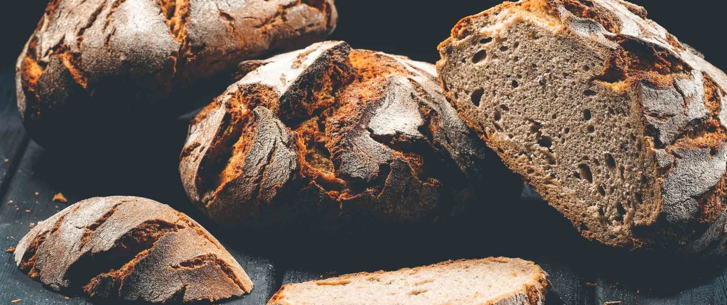 Brot Backen Dinkel Header