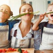 Grillen mit Kindern Header