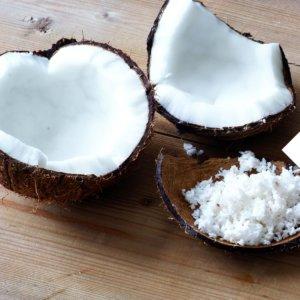 Kokosnuss-Natur