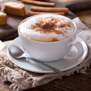 Kaffeevollautomat Kaffee Capuccino