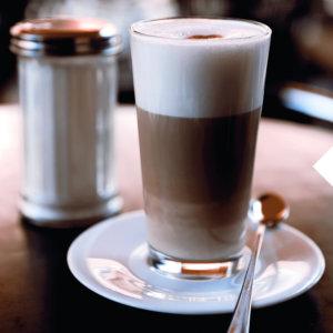 Kaffeevollautomat Kaffee Latte Macchiato