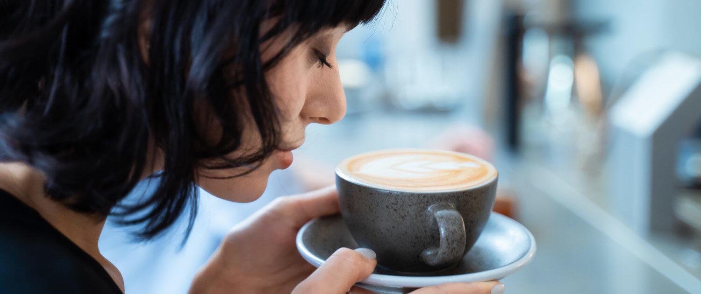 Intuition Kaffeevollautomat Kaffee Header