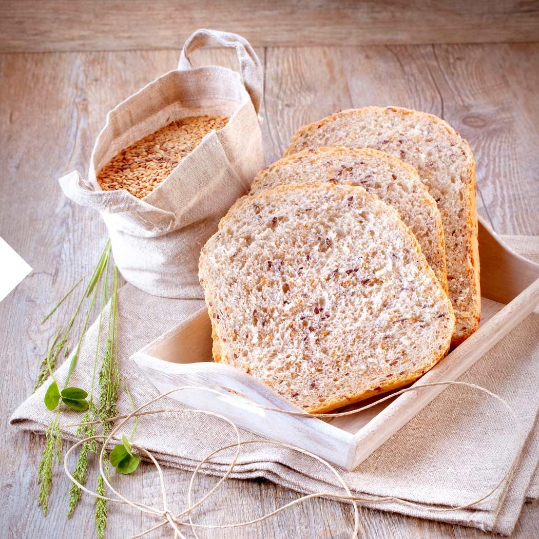 Brotbackautomat Brotscheiben