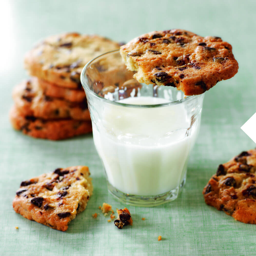 Cookies Cookie Dough Milch