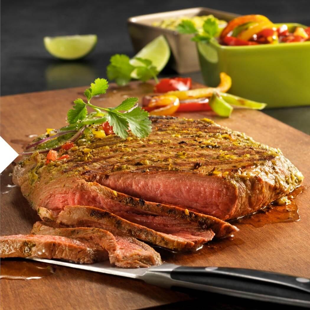 Grillen Low Carb Steak Kontaktgrill