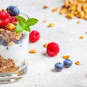 Haferflocken Porridge Granola Header