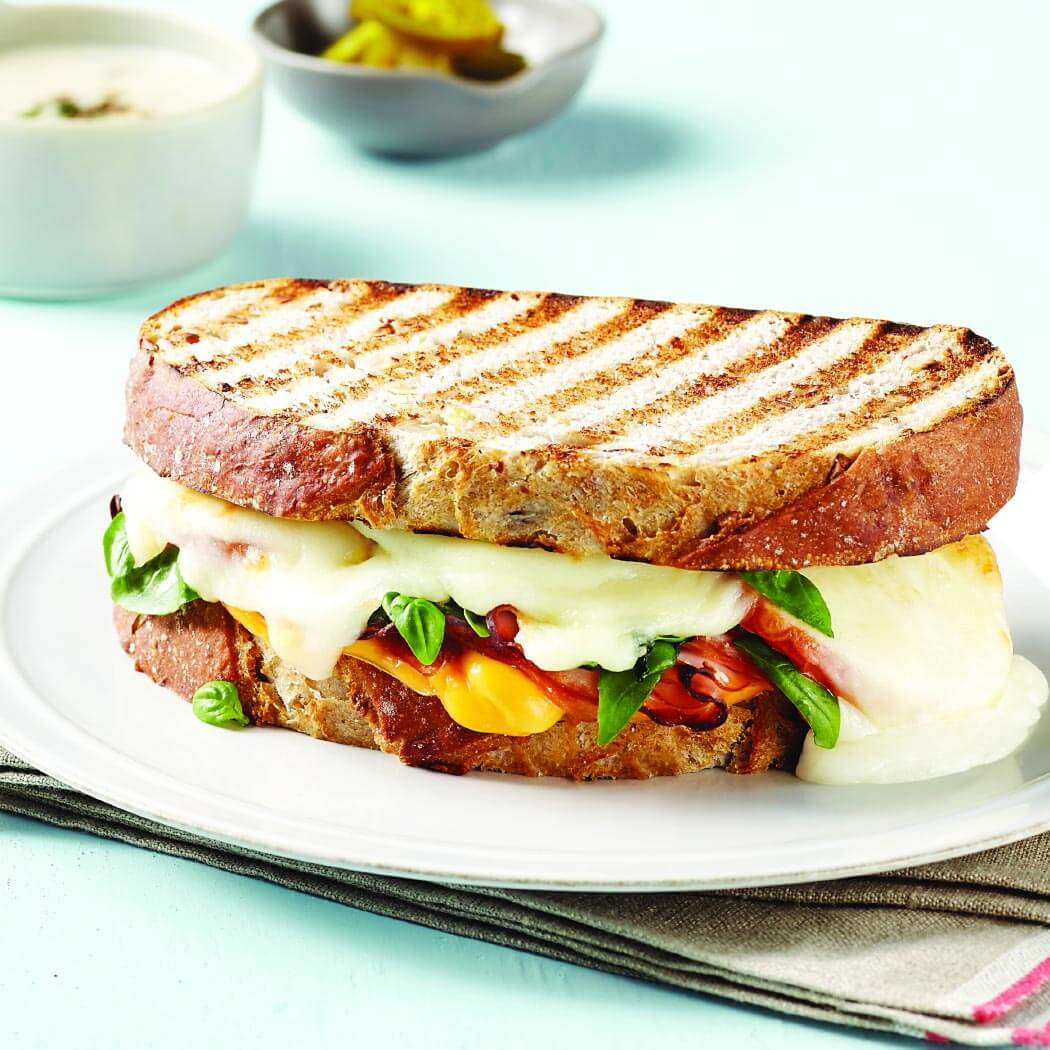 Jamie Oliver Sandwich Käse