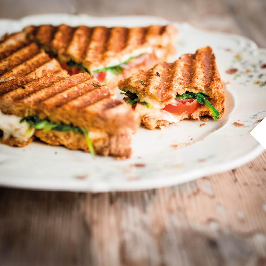 Jamie Oliver Sandwich Kontaktgrill