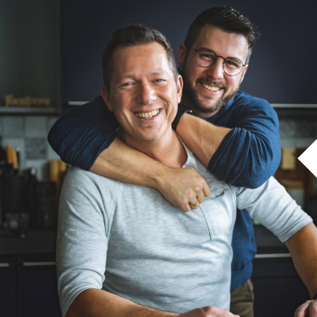 Blogger Die Jungs kochen und backen Portrait