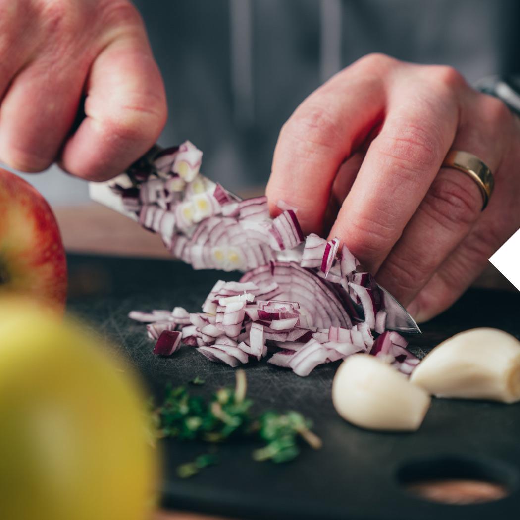 Blogger Die Jungs kochen und backen Zwiebeln