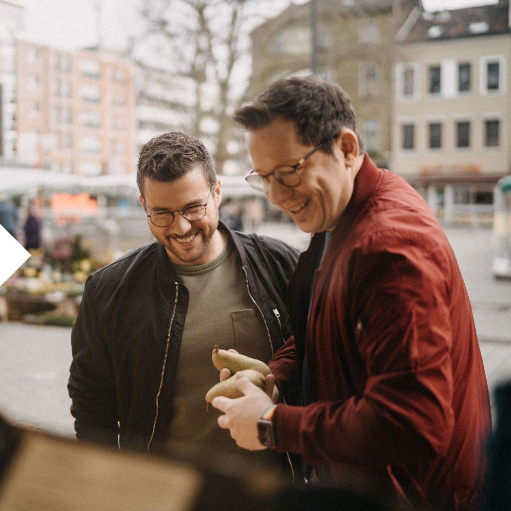 Blogger Die Jungs kochen und backen Beide