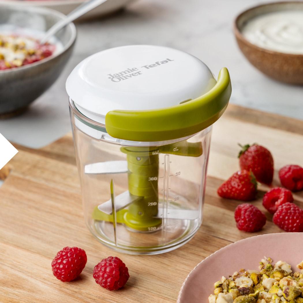 Jamie Oliver Rezepte Chop & Shaker Beeren