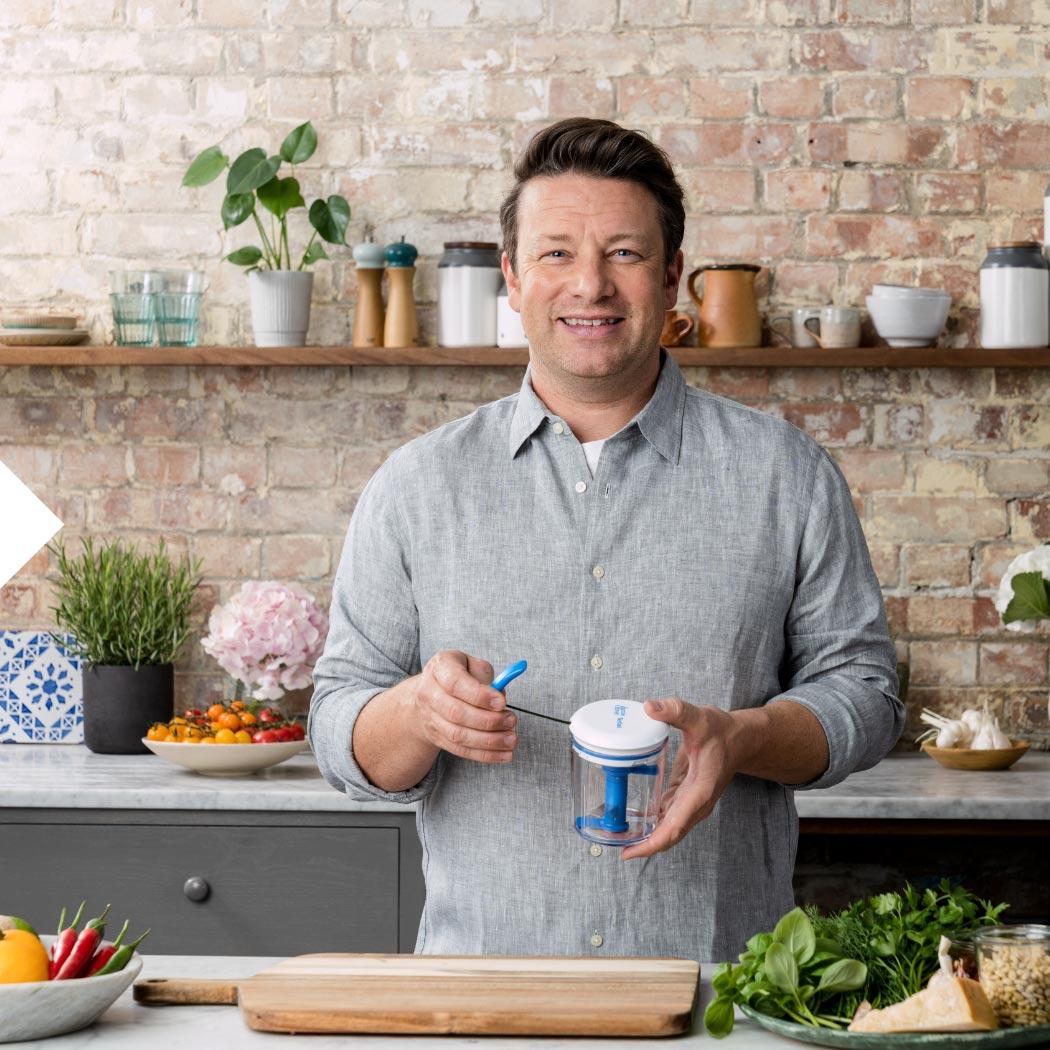 Jamie Oliver Rezepte Chop & Shaker Tefal