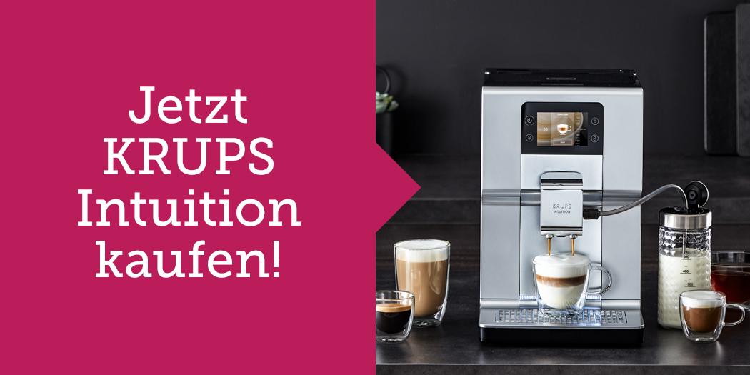 Intuition Kaffemaschine CTA
