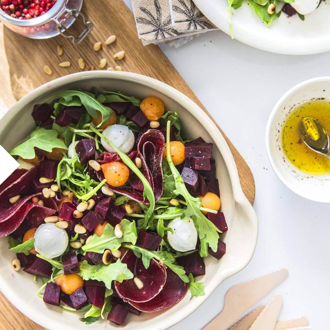 Nutri-Score Salat
