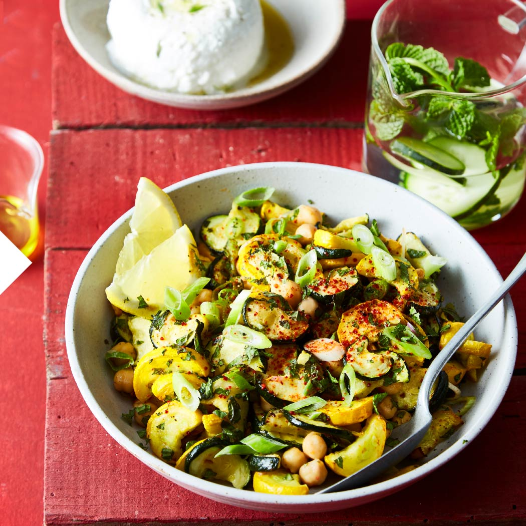 Saisonal Juli Salat