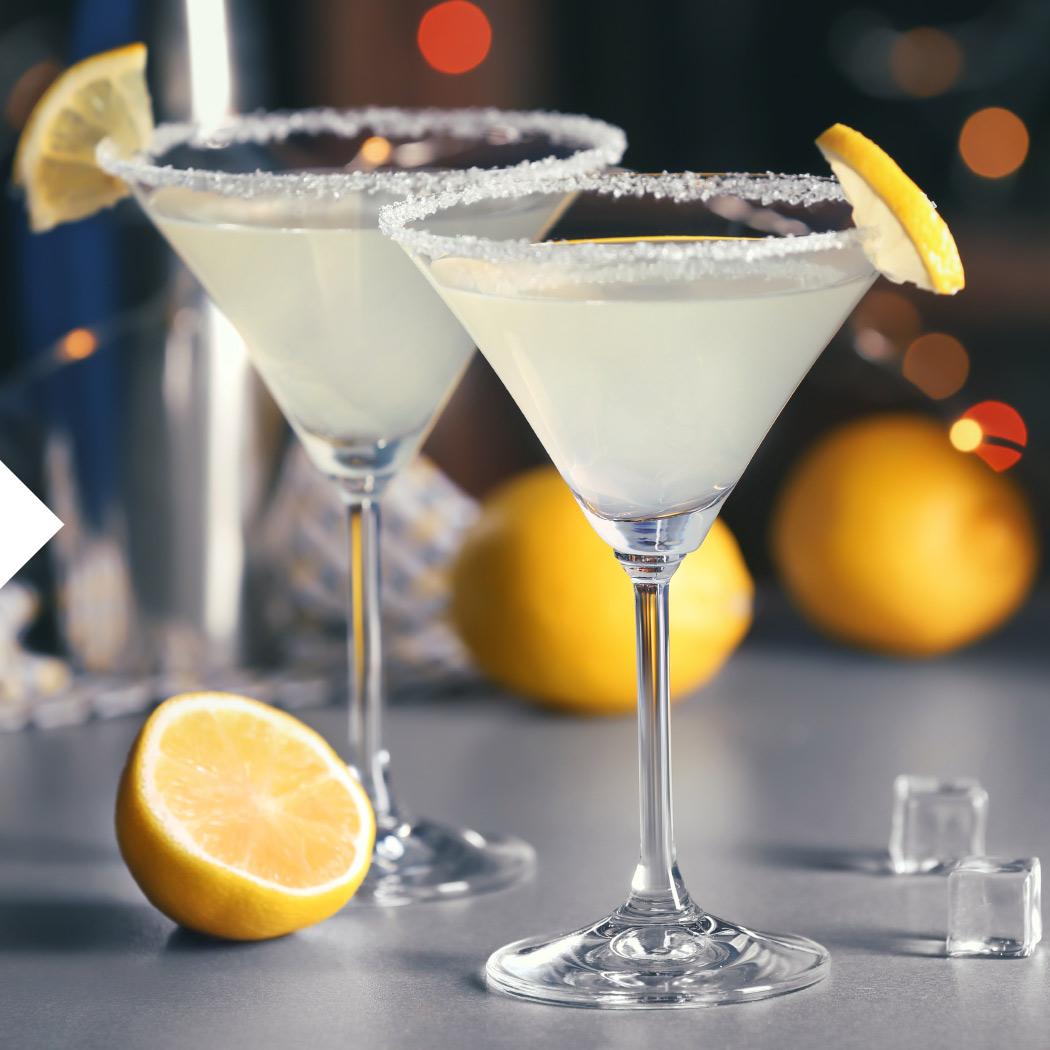Cocktail Rezepte Zitrone