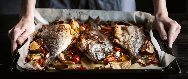 Fischgerichte Header