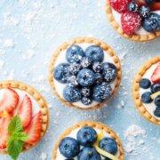 Obstkuchen Header