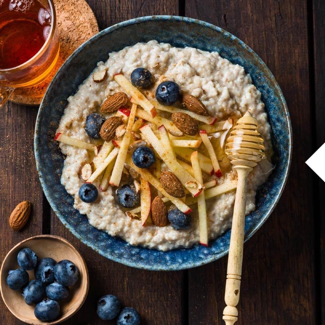 Regionales Superfood Porridge
