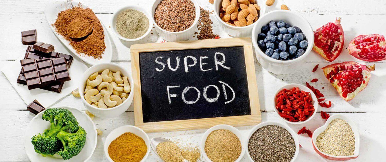 Regionales Superfood Header