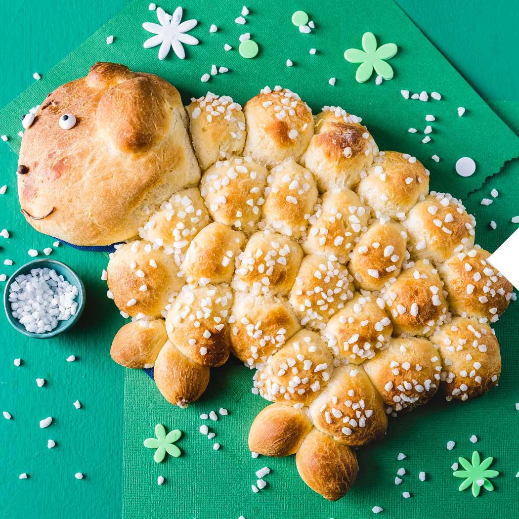 Brot backen Party Picknick Kindergeburtstag Zucker