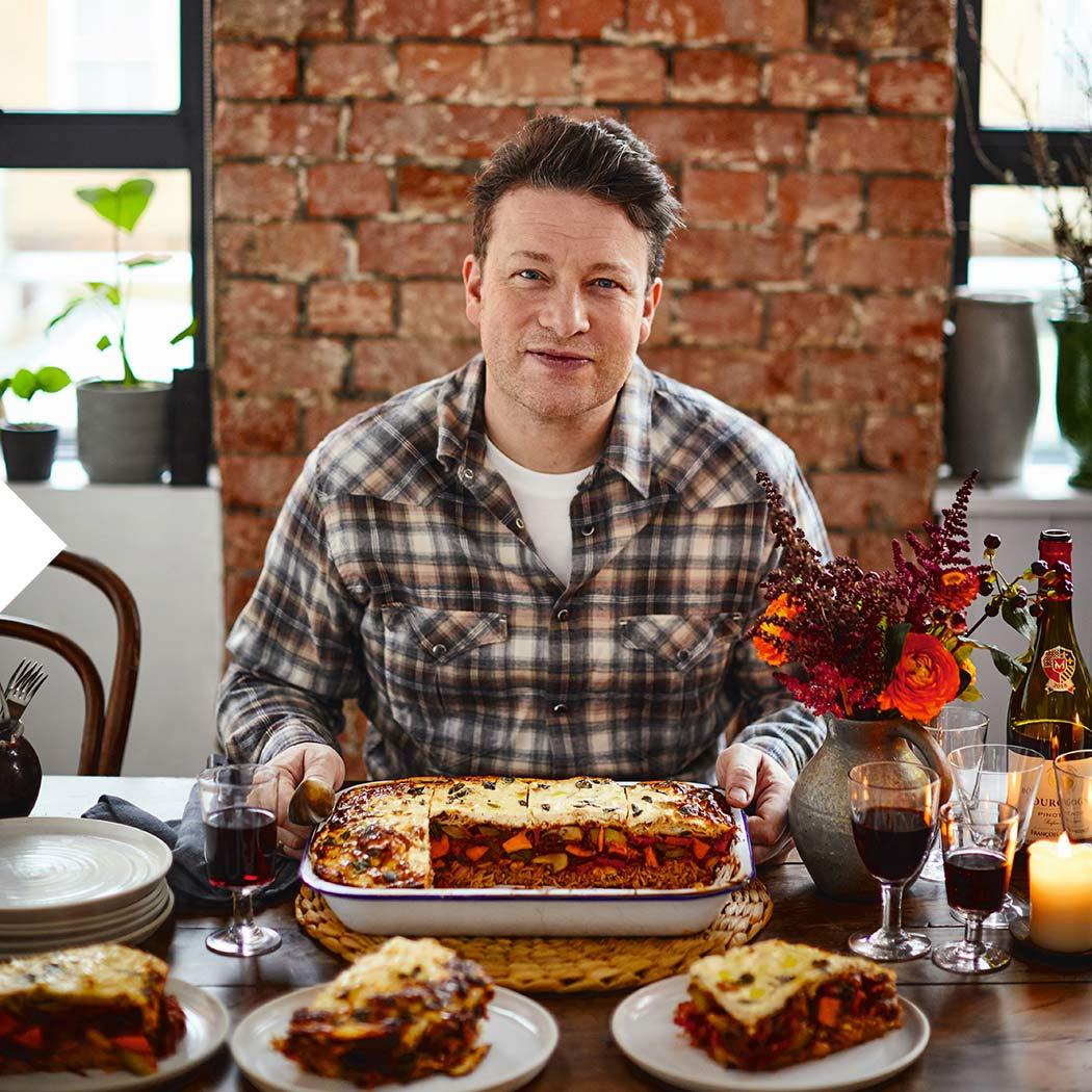 Jamie Oliver Together Autorenfoto