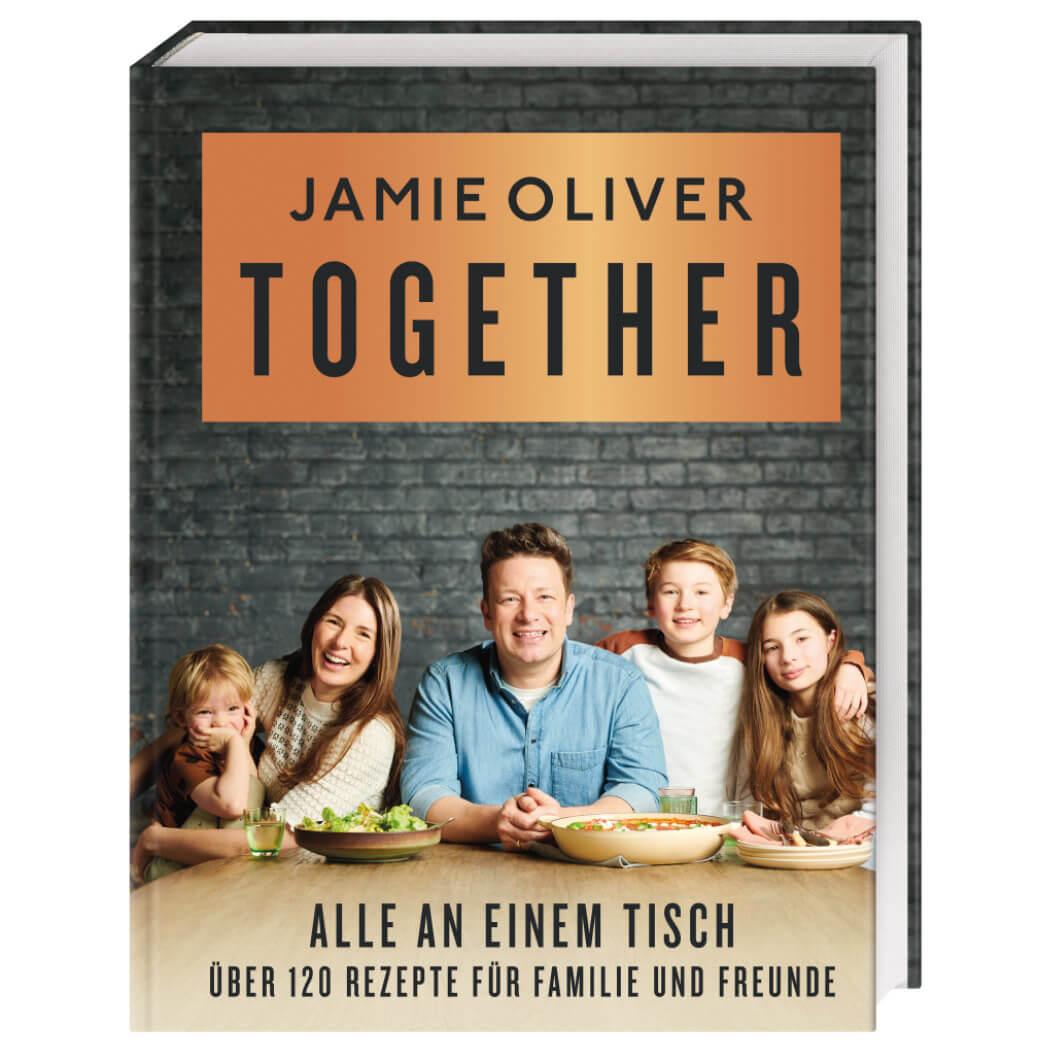 Jamie Oliver Kochbuch Together Cover